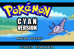 pokemon cyan